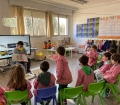 A l'Escola Lluís Millet fem el taller 'PLASTIFICATS'